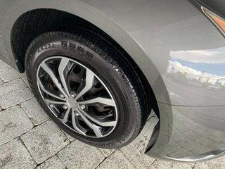 2012 Holden Cruze CD Grey Sports Automatic Sedan