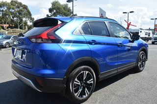 2020 Mitsubishi Eclipse Cross YB MY21 Aspire 2WD Lightning Blue 8 Speed Constant Variable Wagon