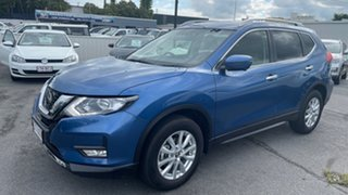 2020 Nissan X-Trail T32 Series III MY20 ST-L X-tronic 2WD Blue 7 Speed Constant Variable Wagon.