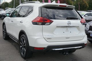 2020 Nissan X-Trail T32 Series III MY20 Ti X-tronic 4WD White 7 Speed Constant Variable Wagon