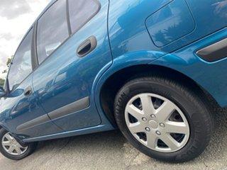 2001 Nissan Pulsar N16 ST Blue 4 Speed Automatic Sedan