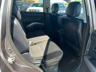 2012 Mitsubishi Outlander ZH MY12 VR Grey 6 Speed Auto Sports Mode Wagon
