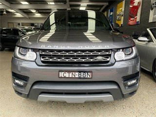 2014 Land Rover Range Rover Sport L494 SE Corris Grey Sports Automatic Wagon.