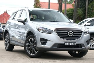 2016 Mazda CX-5 MY17 GT (4x4) Sonic Silver 6 Speed Automatic Wagon