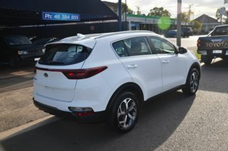2019 Kia Sportage QL MY19 SI (FWD) White 6 Speed Automatic Wagon.