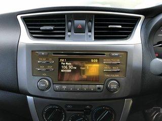 2013 Nissan Pulsar B17 ST-L Red 6 Speed Manual Sedan