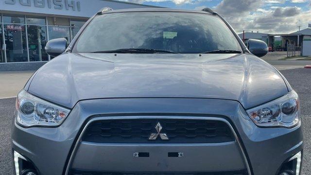 Used Mitsubishi ASX XB MY15 LS 2WD Gladstone, 2014 Mitsubishi ASX XB MY15 LS 2WD Grey 5 Speed Manual Wagon