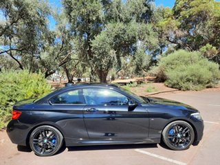 2019 BMW 2 Series F22 LCI M240I Black 8 Speed Sports Automatic Coupe.