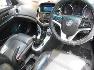 2011 Holden Cruze JG CDX Black 5 Speed Manual Sedan