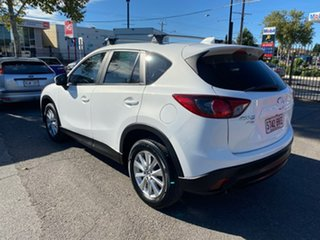 2014 Mazda CX-5 KE1031 MY14 Maxx SKYACTIV-Drive AWD Sport White 6 Speed Sports Automatic Wagon