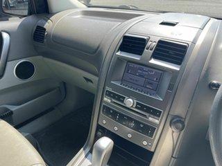 2009 Ford Territory SY MkII Ghia (RWD) Silver 4 Speed Auto Seq Sportshift Wagon