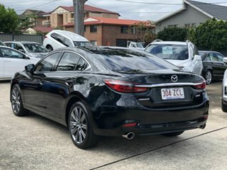 2018 Mazda 6 GL1032 GT SKYACTIV-Drive Black 6 Speed Sports Automatic Sedan.
