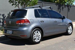 2009 Volkswagen Golf VI MY10 118TSI DSG Comfortline Grey 7 Speed Sports Automatic Dual Clutch