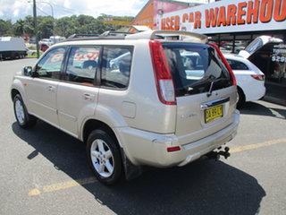 2003 Nissan X-Trail T30 TI Luxury (4x4) Gold 4 Speed Automatic Wagon.