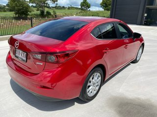 2015 Mazda 3 BM5278 Maxx SKYACTIV-Drive Red 6 Speed Sports Automatic Sedan