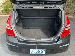 2008 Hyundai i30 FD SLX Black/Grey 4 Speed Automatic Hatchback