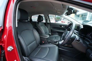 2019 Kia Cerato BD MY19 Sport Safety Pack Red 6 Speed Automatic Hatchback