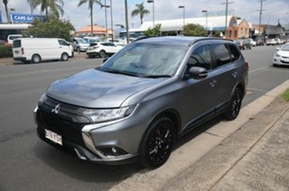 2019 Mitsubishi Outlander ZL MY20 Black Edition 7 Seat (2WD) Grey Continuous Variable Wagon