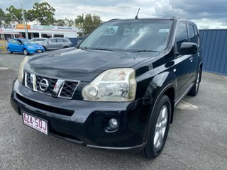 2008 Nissan X-Trail T31 TI Black 1 Speed Constant Variable Wagon