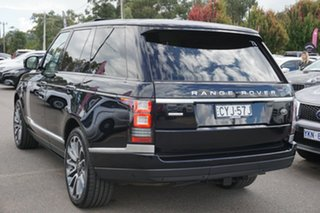 2015 Land Rover Range Rover L405 15.5MY Autobiography Blue 8 Speed Sports Automatic Wagon