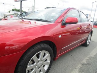 2005 Mitsubishi 380 DB GT Red 5 Speed Sports Automatic Sedan