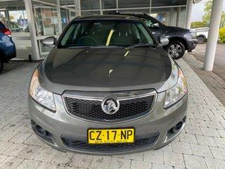 2012 Holden Cruze CD Grey Sports Automatic Sedan.