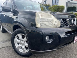 2008 Nissan X-Trail T31 TI Black 1 Speed Constant Variable Wagon.
