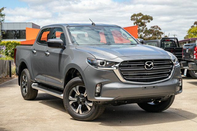 New Mazda BT-50 TFS40J XTR Mornington, 2020 Mazda BT-50 TFS40J XTR Concrete Grey 6 Speed Sports Automatic Utility
