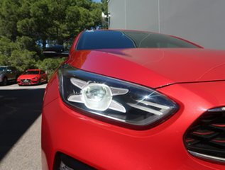 2019 Kia Cerato BD MY19 GT DCT Red 7 Speed Sports Automatic Dual Clutch Hatchback.