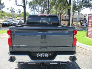 2021 Chevrolet Silverado Shadow Grey Utility