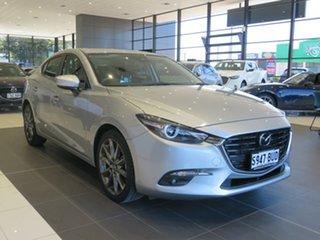 2017 Mazda 3 SP25 SKYACTIV-Drive Astina Sedan.
