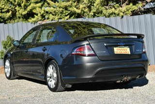 2008 Ford Falcon FG XR6 Grey 5 Speed Sports Automatic Sedan