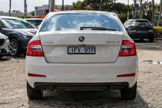 2016 Skoda Octavia NE MY17 Ambition Sedan DSG 110TSI White 7 Speed Sports Automatic Dual Clutch