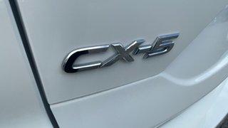 2017 Mazda CX-5 KE1072 Maxx SKYACTIV-Drive FWD Sport White 6 Speed Sports Automatic Wagon.