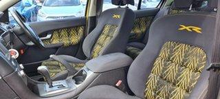2005 Ford Falcon BA Mk II XR6 Yellow 4 Speed Sports Automatic Sedan