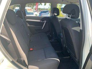 2012 Holden Captiva CG Series II MY12 7 SX Pearl White 6 Speed Sports Automatic Wagon