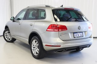 2017 Volkswagen Touareg 7P MY17 150TDI Tiptronic 4MOTION Element Grey 8 Speed Sports Automatic Wagon.