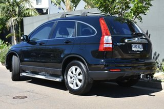 2010 Honda CR-V RE MY2010 Luxury 4WD Black 5 Speed Automatic Wagon.