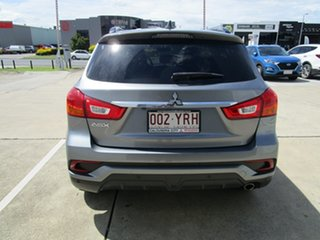 2018 Mitsubishi ASX XC MY19 Black Edition 2WD Grey 1 Speed Constant Variable Wagon