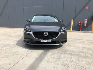 2020 Mazda 6 GL1033 Sport SKYACTIV-Drive Machine Grey 6 Speed Sports Automatic Wagon.