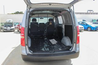 2015 Hyundai iLOAD TQ2-V MY15 Silver 6 Speed Manual Van.
