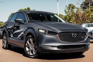 2021 Mazda CX-30 DM2W7A G20 SKYACTIV-Drive Evolve Grey 6 Speed Sports Automatic Wagon.