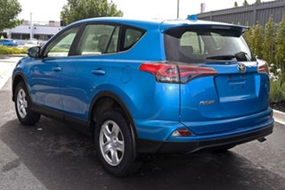 2017 Toyota RAV4 ZSA42R GX 2WD Blue 7 Speed Constant Variable Wagon