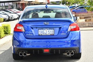 2020 Subaru WRX V1 MY20 Premium Lineartronic AWD Blue 8 Speed Constant Variable Sedan