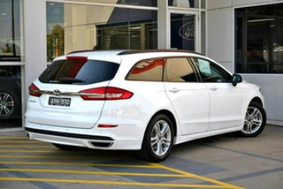 2018 Ford Mondeo MD 2018.75MY Ambiente White 6 Speed Sports Automatic Dual Clutch Wagon