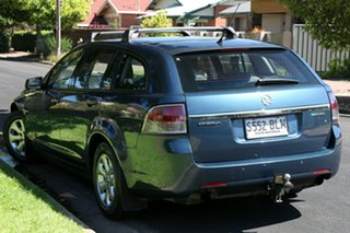 2013 Holden Commodore VE II MY12.5 Omega Sportwagon Blue 6 Speed Sports Automatic Wagon.