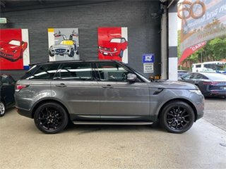 2014 Land Rover Range Rover Sport L494 SE Corris Grey Sports Automatic Wagon