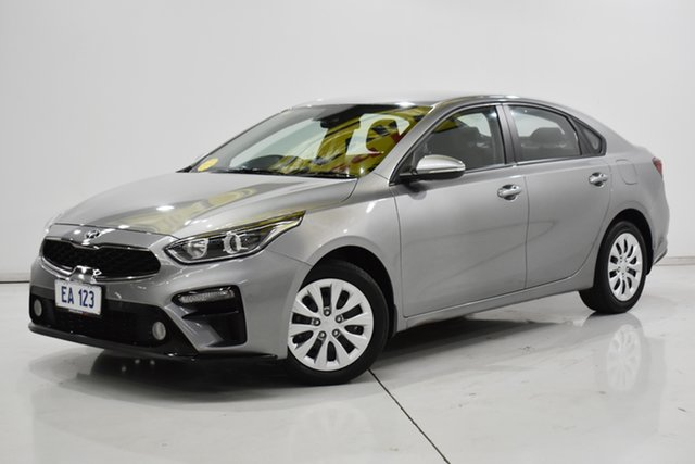 Used Kia Cerato BD MY20 S Brooklyn, 2019 Kia Cerato BD MY20 S Grey 6 Speed Sports Automatic Sedan