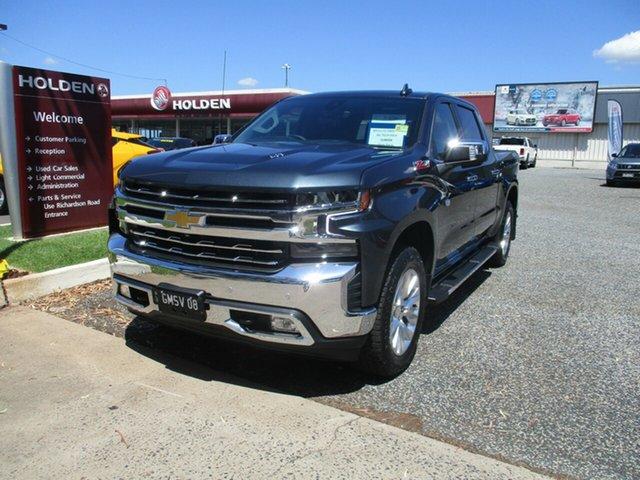 Demo Chevrolet Silverado North Rockhampton, 2021 Chevrolet Silverado Shadow Grey Utility