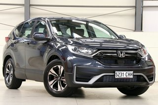 2020 Honda CR-V RW MY21 VTi FWD 7 Cosmic Blue 1 Speed Constant Variable Wagon.
